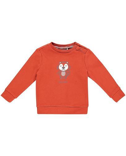 Roestbruine sweater